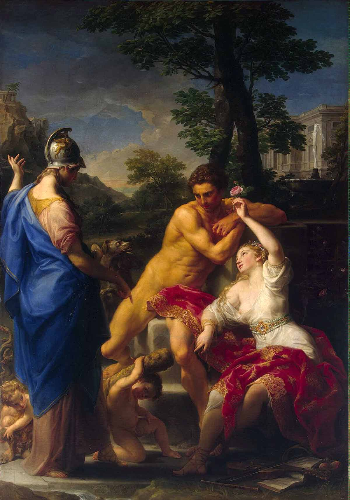 Erotic paintings of andrzej malinowski - 1 3