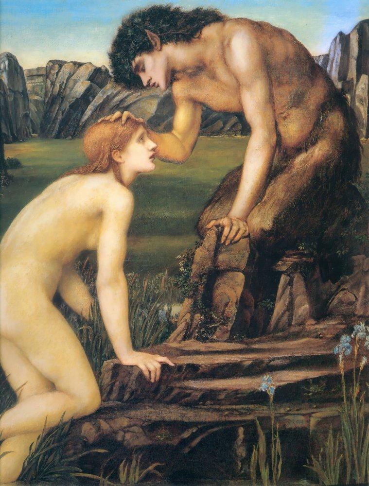 Mythologie Grecque Pan