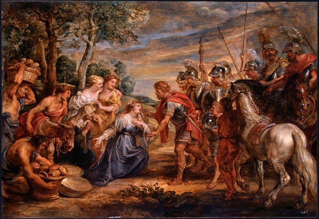 Mythes Et Légendes Dans L'art De Pierre-Paul RUBENS