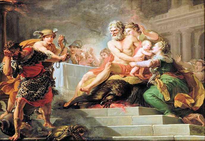 Mythologie grecque: Tantale